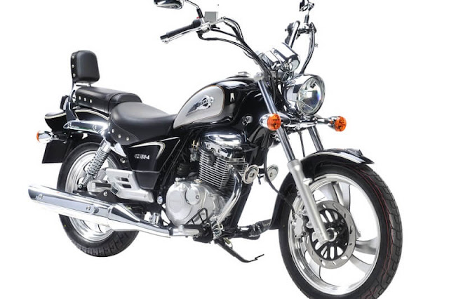 first time in India Suzuki  GZ150 cruiser