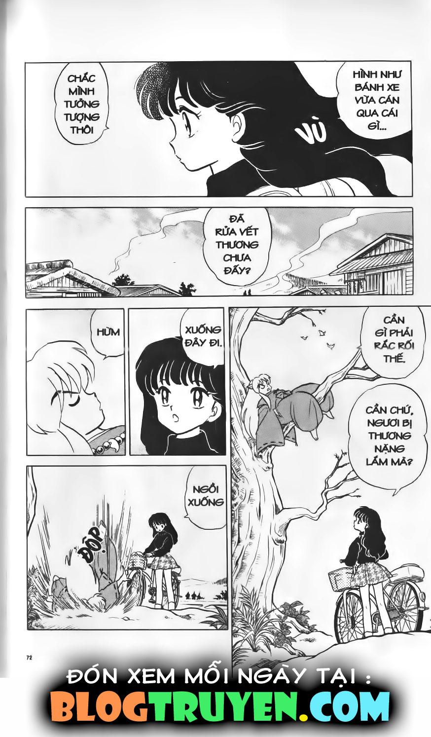 Inuyasha vol 02.4 trang 11