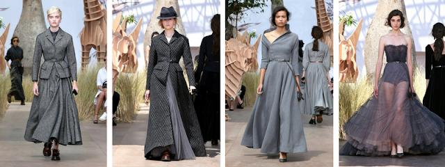 Maria Grazia Chiuri Autumn Winter 2017-18 Haute Couture Show