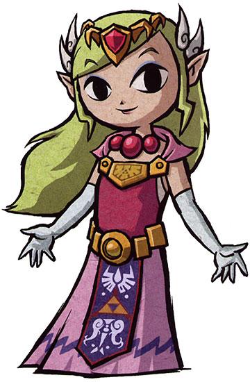 UNDERWORLD HONDURAS: Link and Zelda, is it posible?