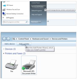 Seputar Informasi: Setting thermal printer untuk Windows / Printer