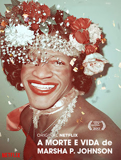 A Morte e Vida de Marsha P. Johnson - HDRip Dual Áudio