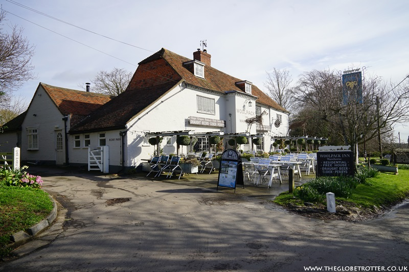 The Woolpack Inn Warehorne