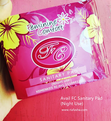Avail Feminine Comfort Sanitary Pad (Night Use)