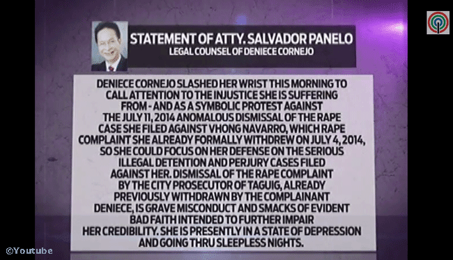 CEnterTechNews' Reaction on Deniece Cornejo's Alleged Suicide