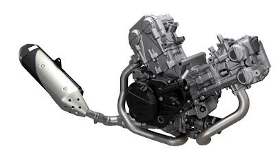 2017 Suzuki SV650 engine Hd Pictures 03