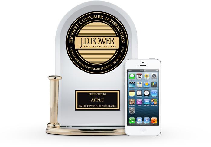 Penghargaan ini diberikan kepada Apple setelah perangkat telekomunikasinya d4f3aad447