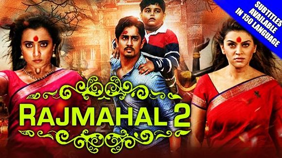 Aranmanai 2 (2016) Hindi Dual Audio UnCut 720p & 480p Download, Aranmanai 2 (2016) 720p UNCUT HDRip [Hindi - Tamil] 1.27GB