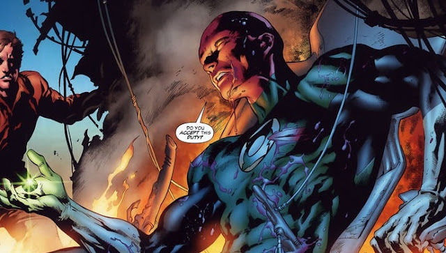 Daftar Alien Anggota Green Lantern Corps – Bagian 1
