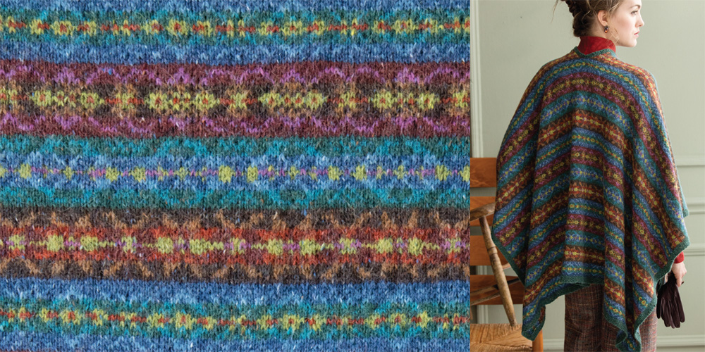 Fair Isle Knitting Wrong Side : The knitting needle and damage done vogue