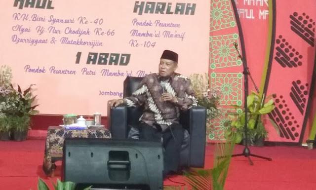 Kiai Said: Umat Islam Harus Bangga dengan Khazanah Islam