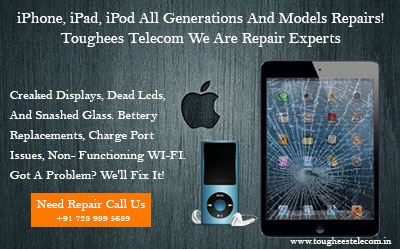 Ipod/iPad Repairing Service in Delhi