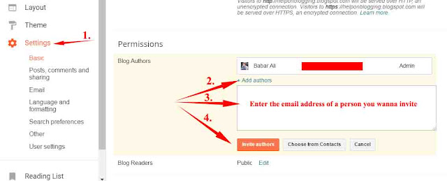 How to Add Multiple Authors on Blogger