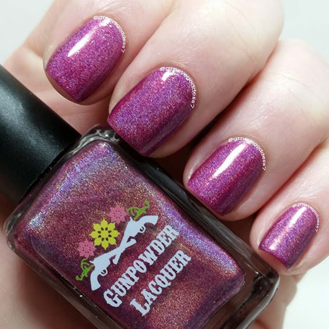 Gunpowder Lacquer Sister's Keepers