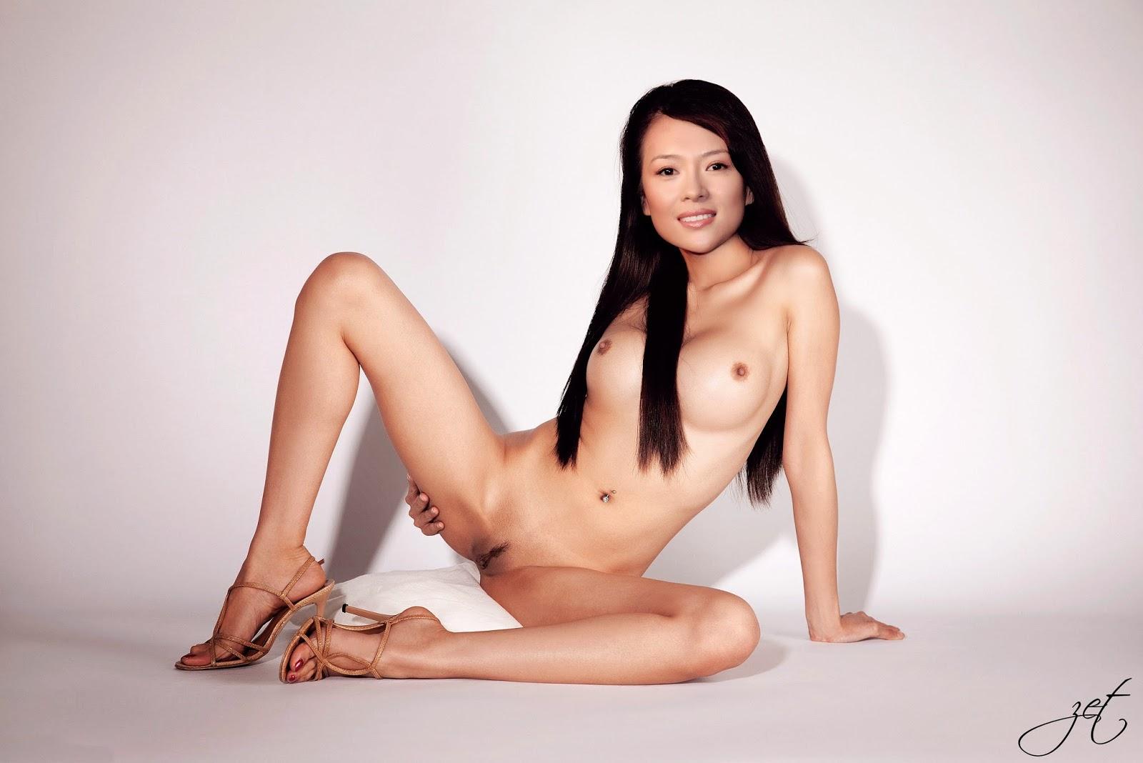 Zhang Ziyi Nackt 65