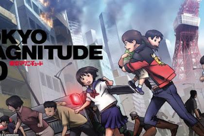 6 Anime Drama Terbaik yang Wajib di Tonton