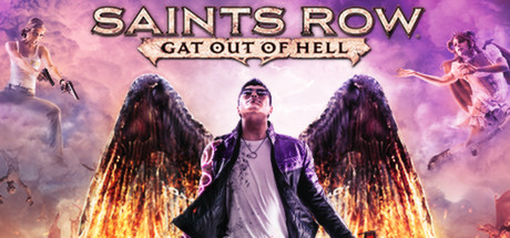 Baixar Saints Row: Gat Out of Hell (PC) 2015 + Crack