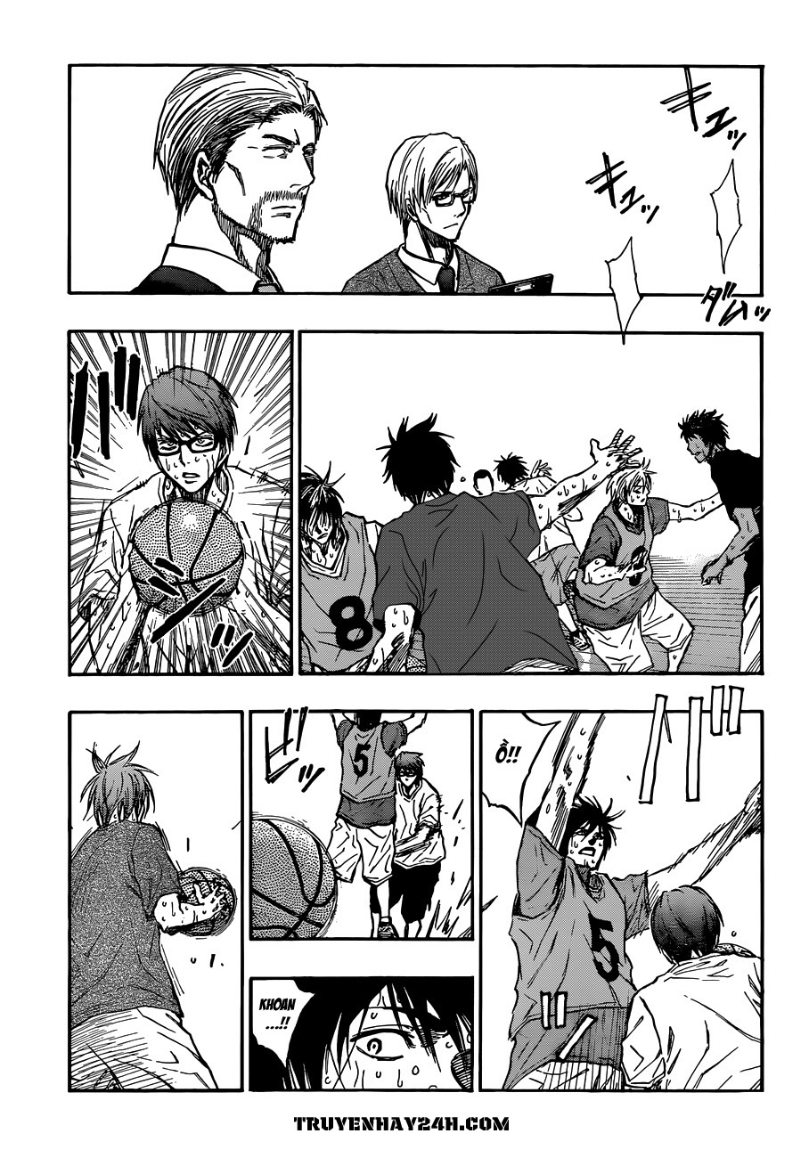 Kuroko No Basket chap 213 trang 9