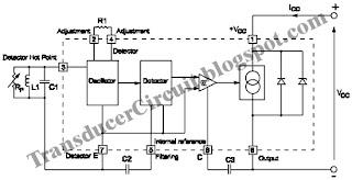 February 2011 ~ Transducer Circuit Diagram