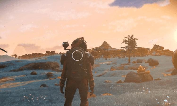 تحميل لعبة no man's sky الاصدار الاخير مجانا