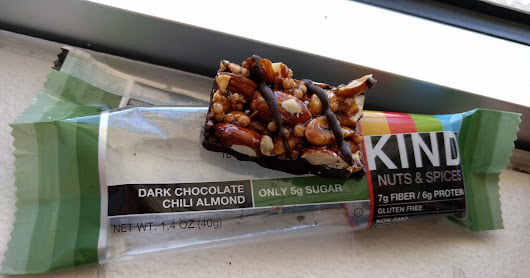 Kind Bars Dark Chocolate Chili Almond