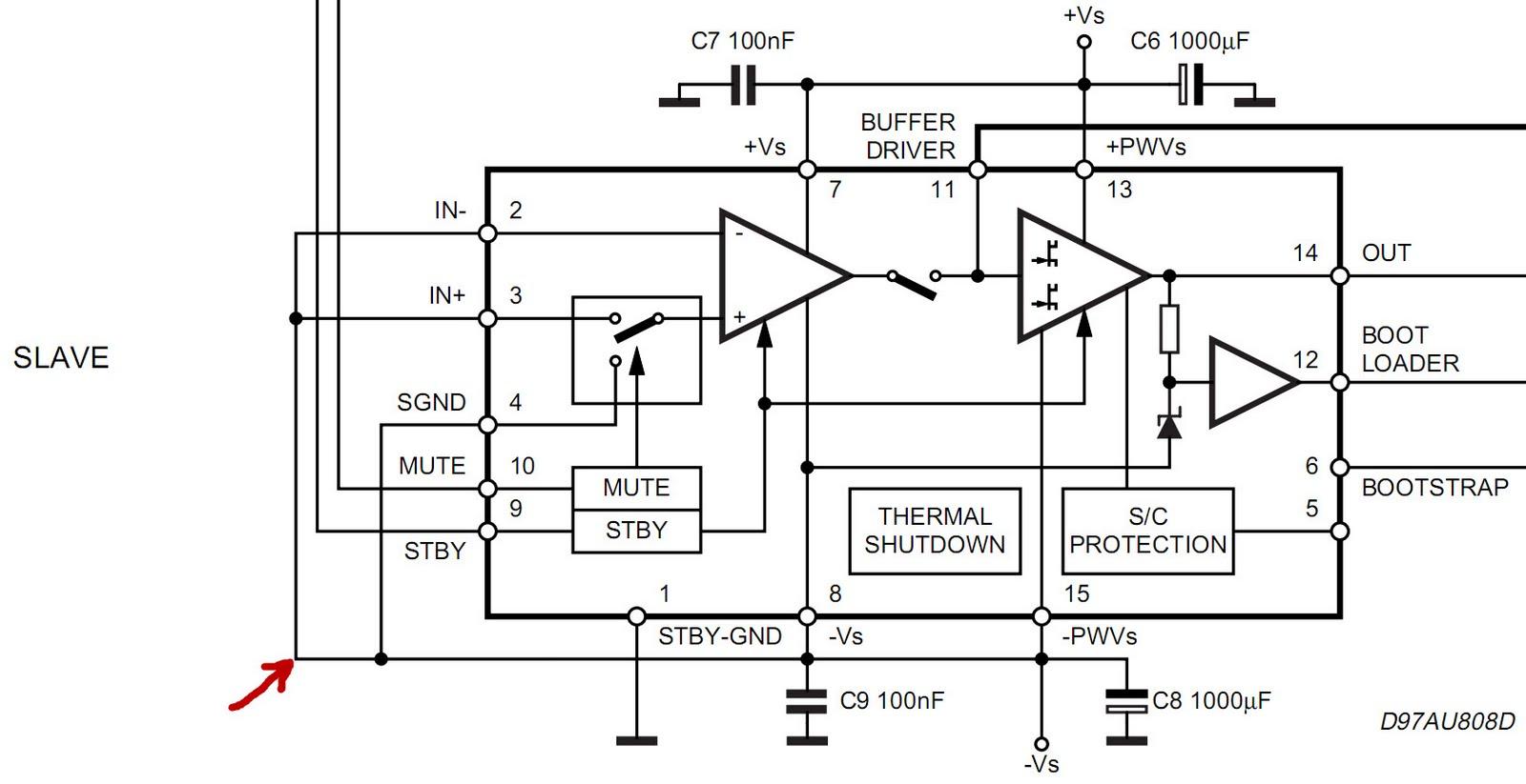 Schematic Of Parallel Power Strip