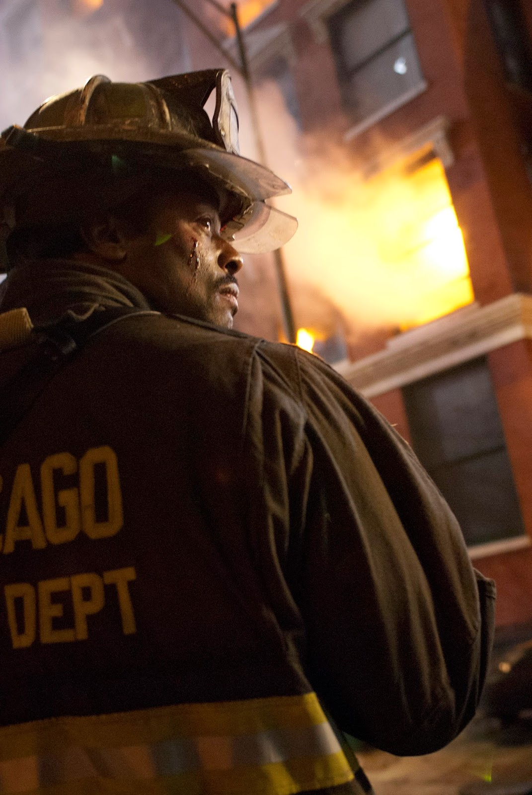 Boden Chicago Fire AXN Reino de Series