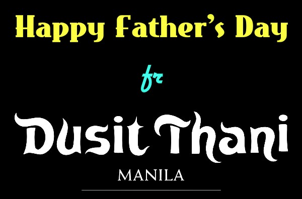 Dad's Slam Dunk Room Package - Father's Day treat from Dusit Thani Manila