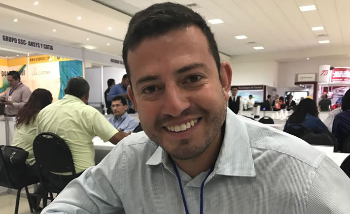 Jorge Noguera, Global Sourcing y Compras de la planta de BMW en San Luis Potosí. (Foto: Vanguardia Industrial).
