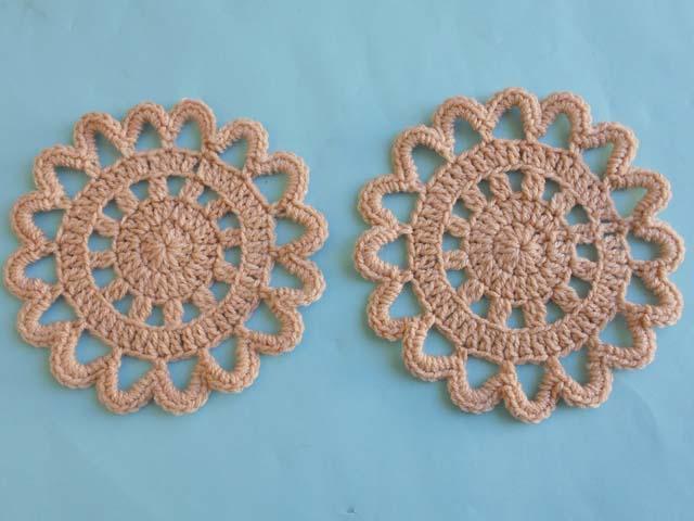 Crochet - Crosia Free Patttern with Video Tutorials: Pretty ...