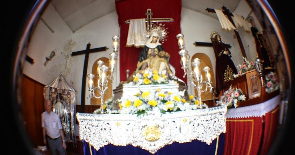 DIARIO DEL VALLE : EL MONUMENTO DEL JUEVES SANTO DE NTRA ...