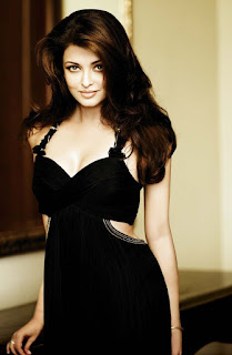 Aishwarya Looking Gorgeous In Black Outfit