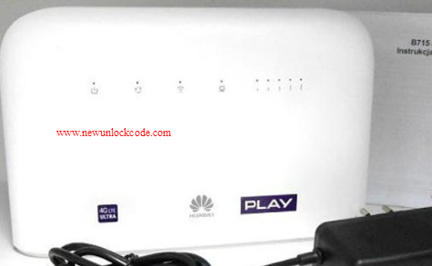 Jailbreak Guide to Unlock Huawei B715 ( B715s-23c ) 4G LTE router