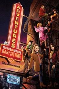 Poster Adventures in Babysitting