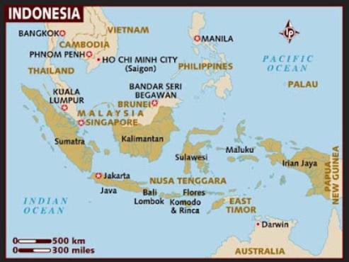 Kondisi Fisik Dan Sosial Negara Indonesia Dan Malaysia Panduan Soal