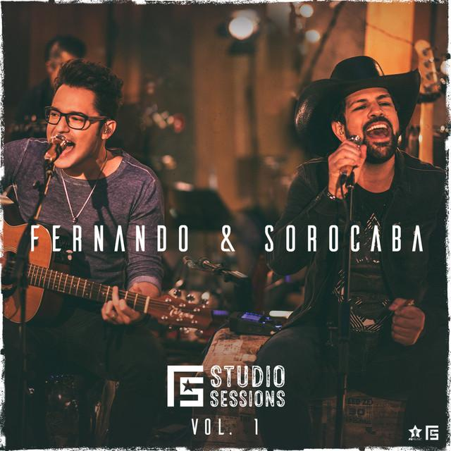 Fernando e Sorocaba FS Studio Sessions Vol.1 CD Fernando e Sorocaba Fs Studio SessionsVol