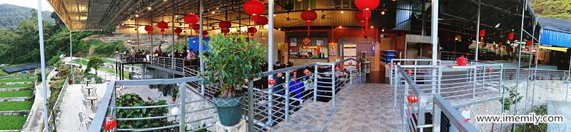 Water Cress Valley Restaurant @ Cameron Highlands