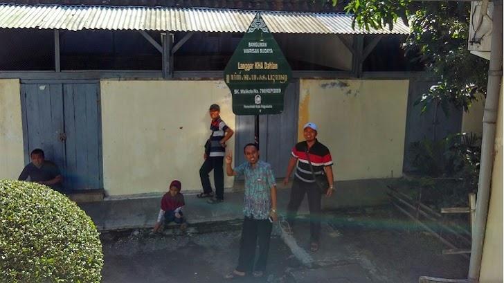 MPK Trenggalek: Langgar Kidul Dahlan Terlihat Tak Terurus