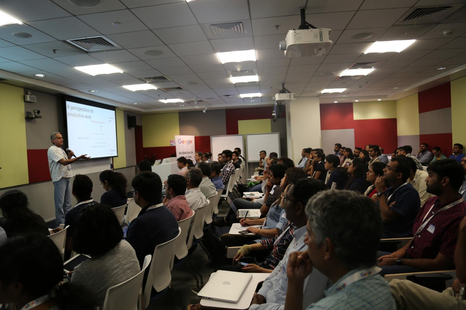 Google AI Blog: Google's Workshop on AI/ML Research and