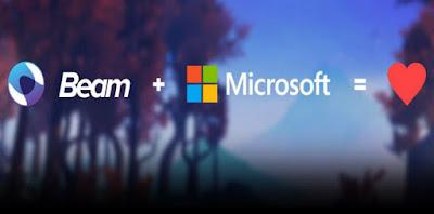 Microsoft compra Beam