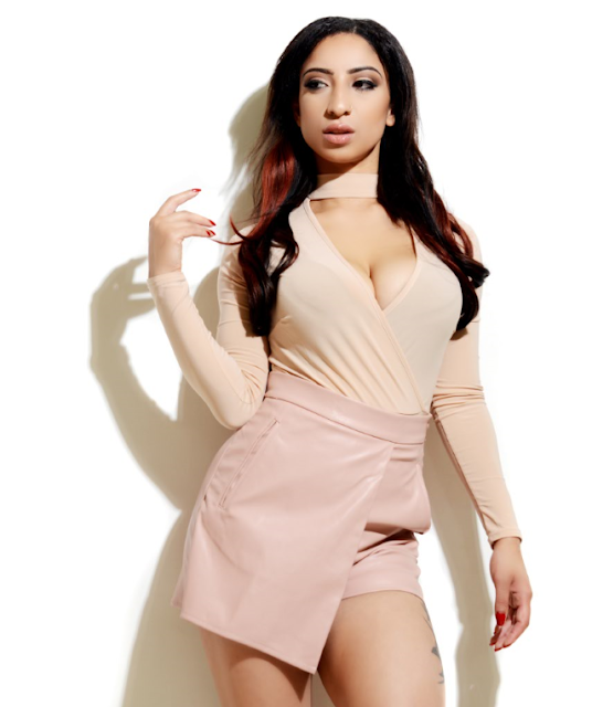 Shanti Dynamite in a  Never Seen Before Avatar  ! Latest  Bold & Classy Photo Shoot