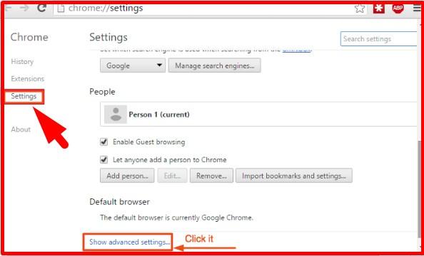 Facebook Photos Not Loading Chrome
