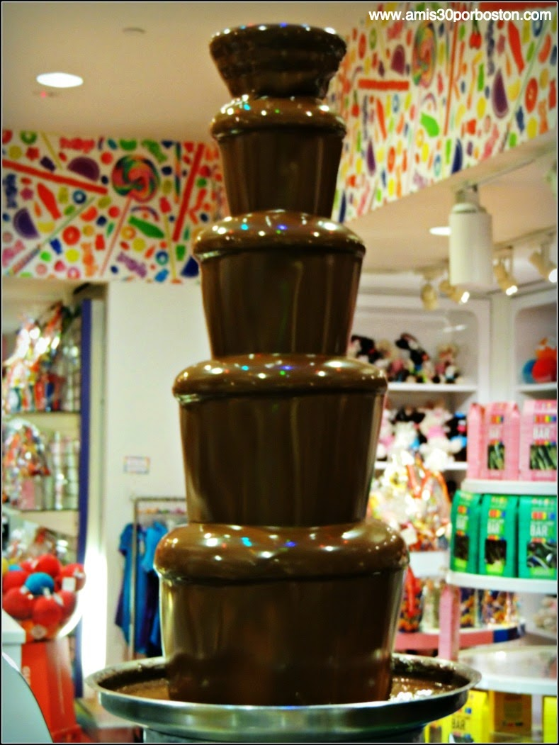 Dylan´s Candy Bar: Chocolates