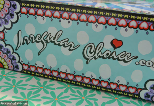 irregular choice disney ss17 spotty box side