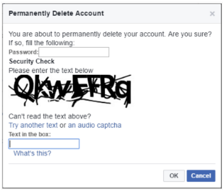 How to Delete a Facebook Account Permanently