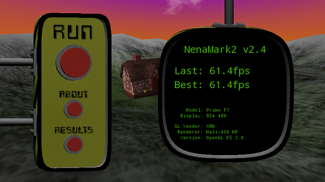 Primo F7 hands-on review Nenamark Score