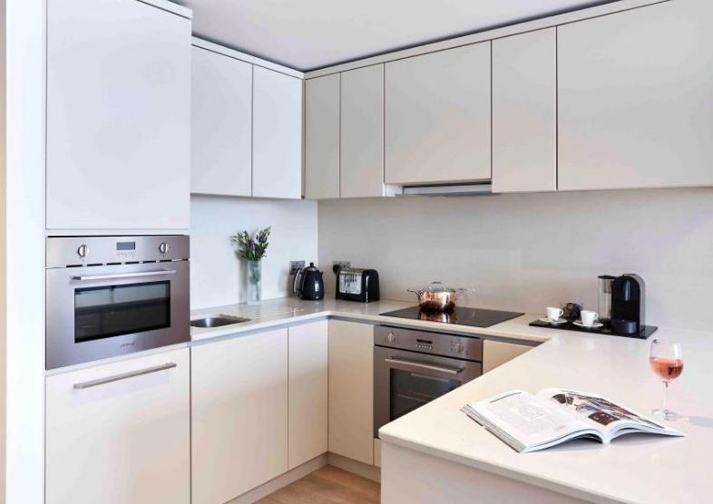 Model Terbaru Desain interior dapur dengan konsep yang minimalis
