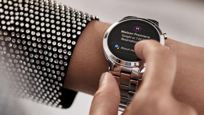 Michael Kors Access Runway Smartwatch campaign