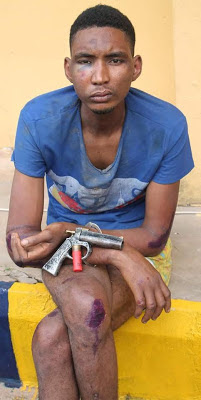 """<img src Police-apprehends-suspected-Fulani-herdsman-who-reportedly-shot-Okada-rider-in-an-attempt-to-steal-his-bike-in-Abia-state gif"""" alt="""" Police apprehends suspected Fulani herdsman who reportedly shot Okada rider in an attempt to steal his bike in Abia state > </p>"""