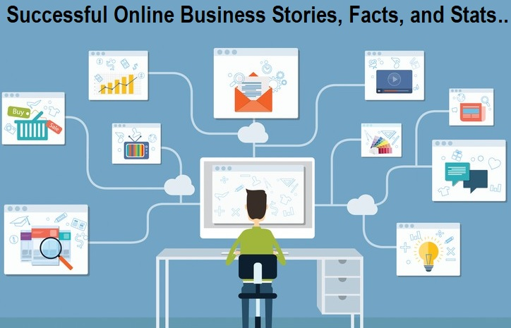 Successful Online Business Stories, Facts, and Stats